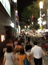 九州の歓楽街