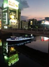那珂川の隣の立地です