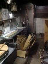 厨房部分。